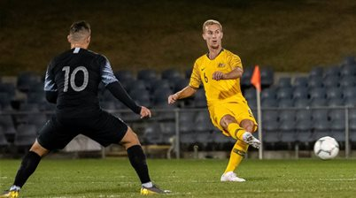 Olyroos confident as Olympic berth beckons