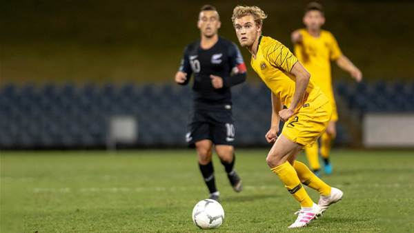 Banned Olyroos cleared for A-L selection