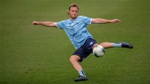Socceroo Grant ready to unleash for Sydney