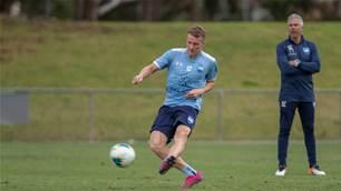 'It's a massive challenge...' - Sydney young gun eyes big season ahead