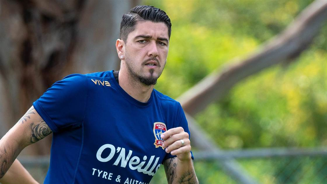 New Jets boss lays down Petratos challenge