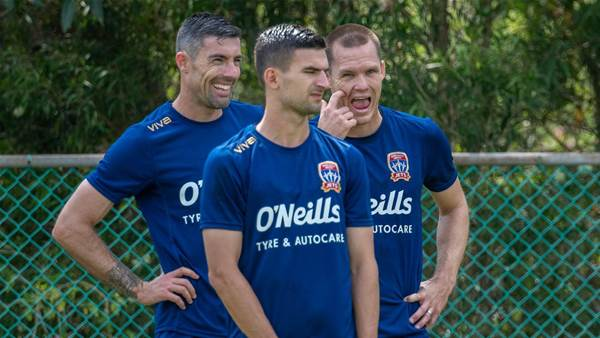 Misfiring Jets refuse to panic in A-League