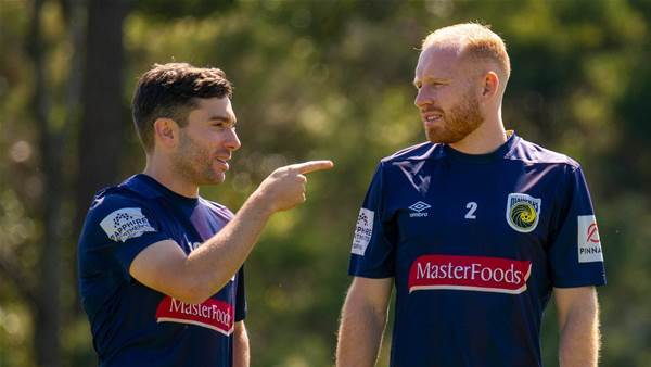 Mariners Scotsman ready to set down roots