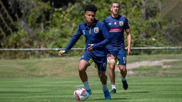 Mariners' youngster on trial at MLS club