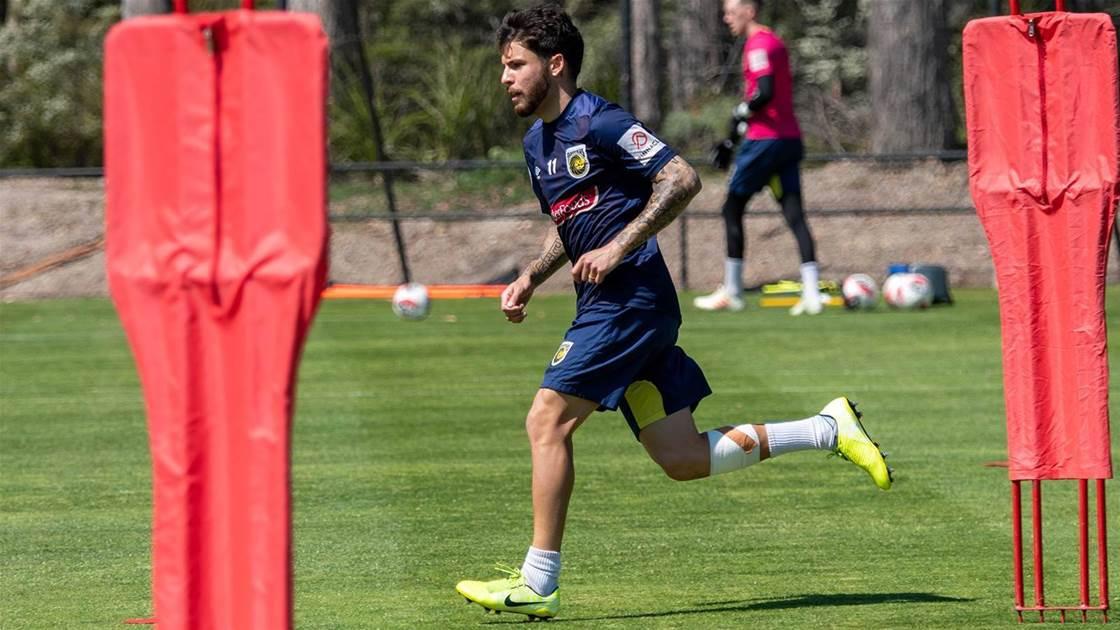 De Silva: I'm ready to go