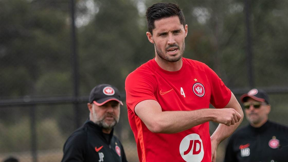 I played four games as striker: McGowan's journey to Wanderland