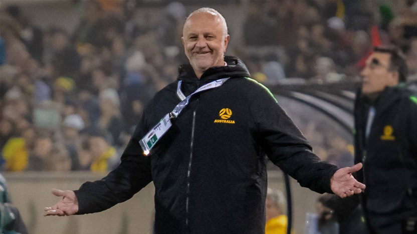 Socceroos boss Arnold ends his Seoul-searching