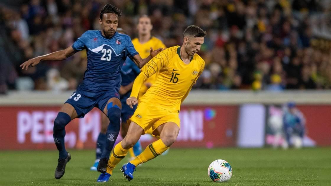 Western United deny Socceroo interest