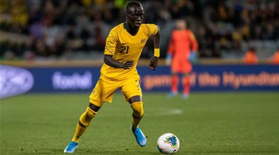 WATCH: Mabil scores blistering strike, sets up another
