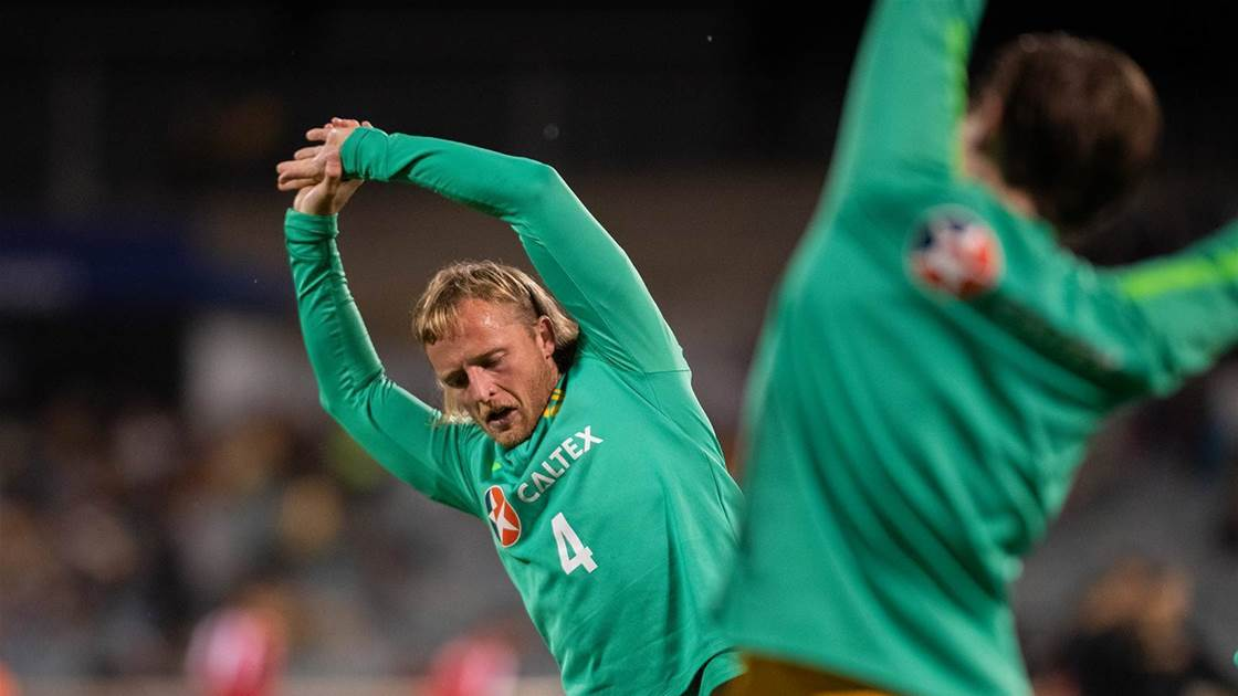 Grant: Tight Socceroos clicking quickly