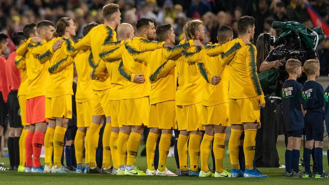 Chinese Taipei 'confident' ahead of Socceroos clash