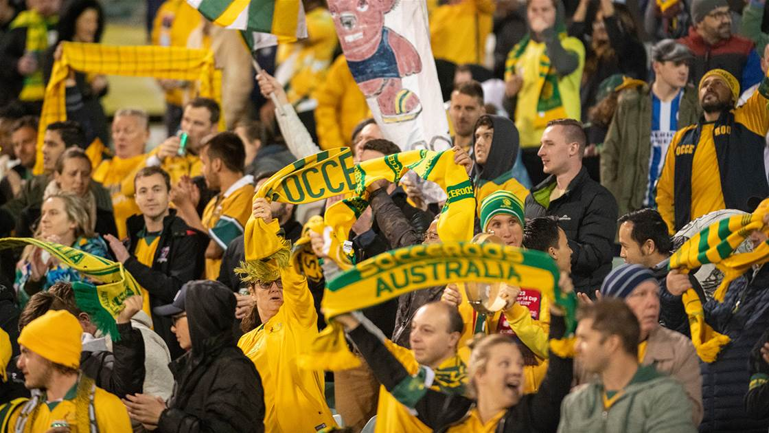 Socceroos set for June World Cup qualifiers in hub