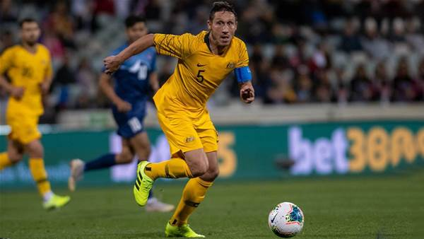 Socceroos skipper wants happier Taiwan trip