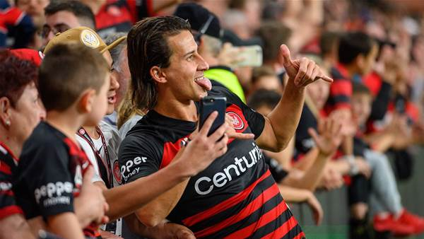 After eight years, Wanderers swap Nike for Kappa