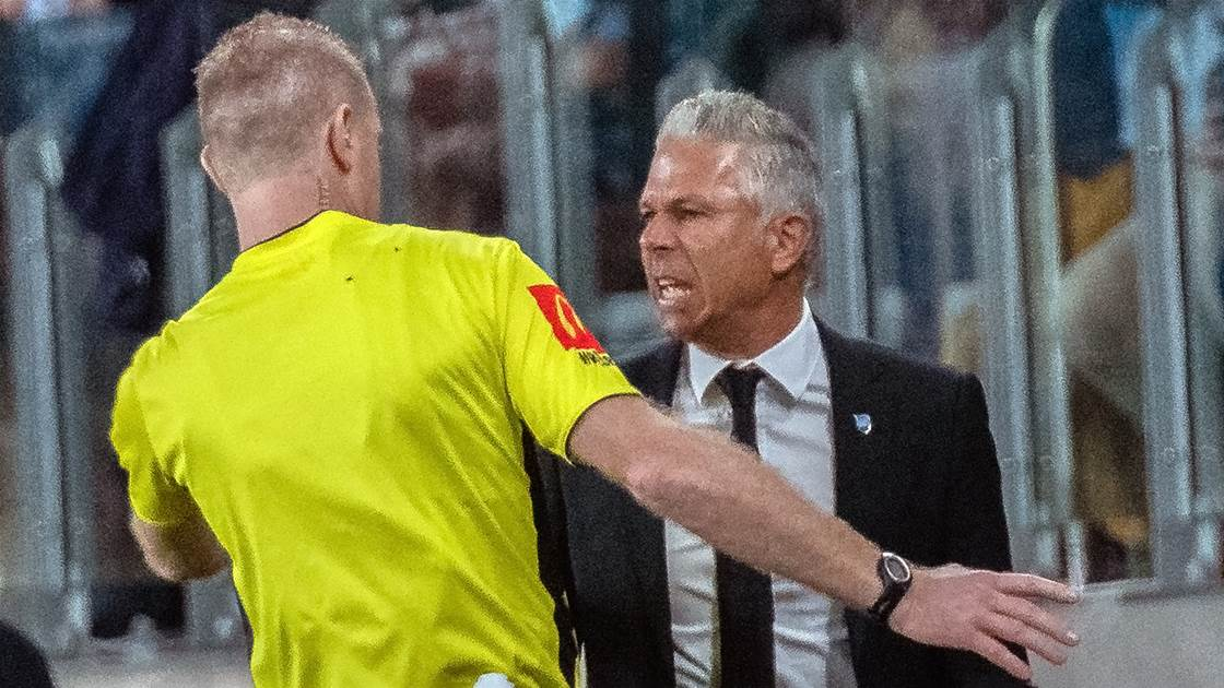 'It needs to change...' - Corica wants handball rule clarified