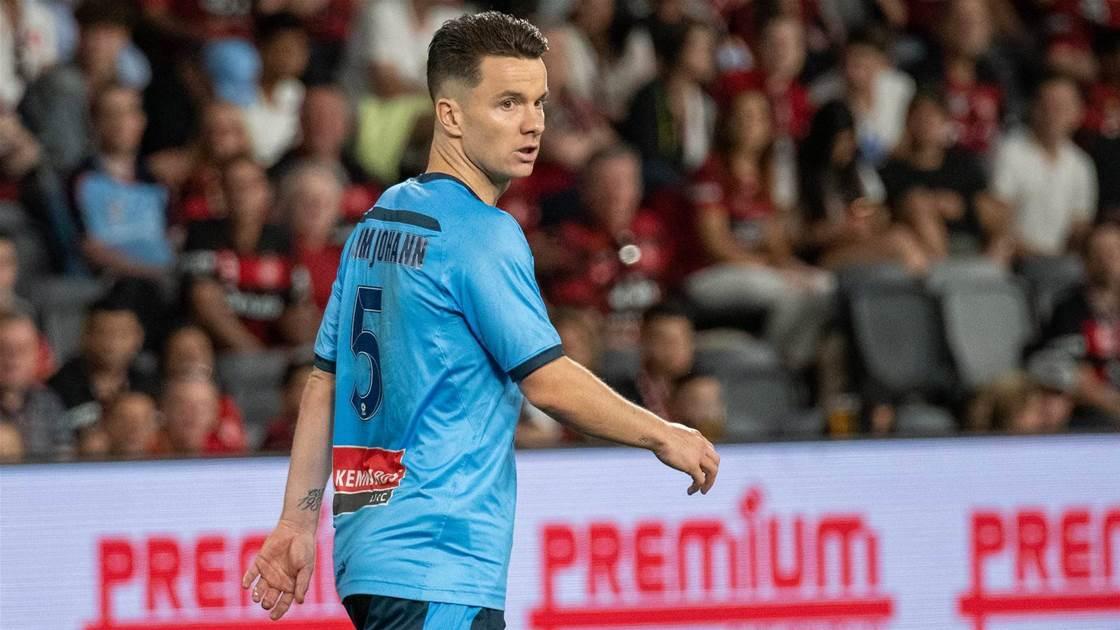 Sydney's derby defeat baffles Baumjohann