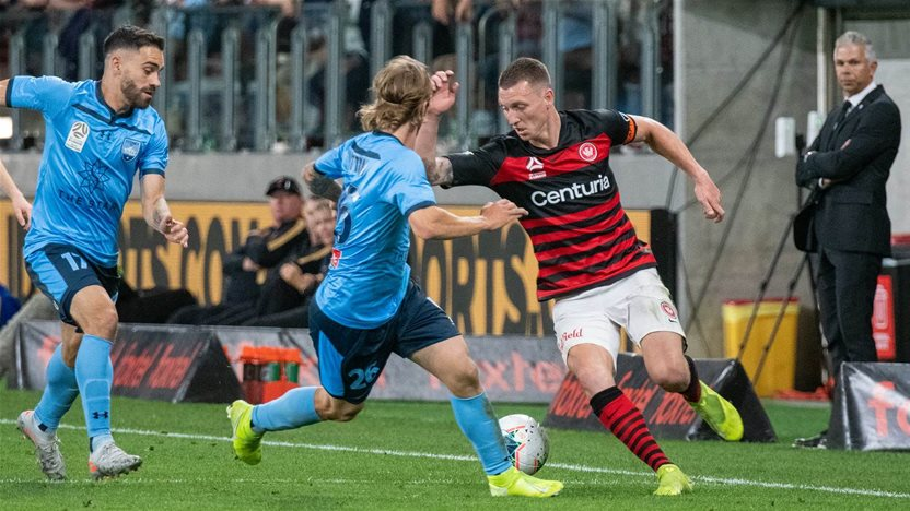 Wanderers better placed for derby?