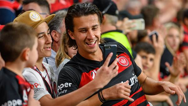 Fan favourite quits Wanderers, joins City