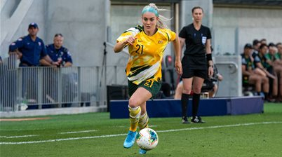 'I'm improving every day...' - Euro moves a boost for Matildas