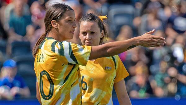 'It's been so long...' - Matildas eyeing busy 2021: Raso