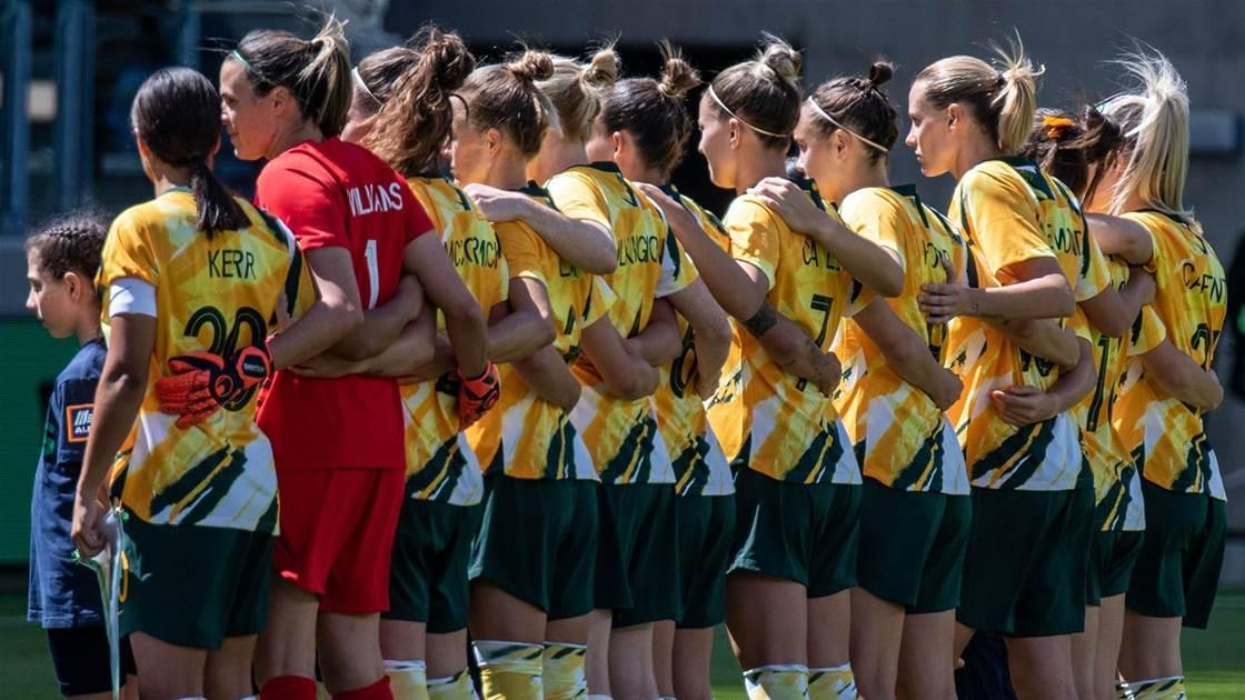 Garriock: Devastating if Matildas fail again