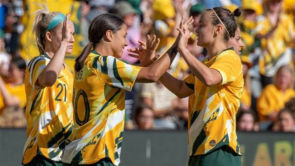 Matildas to take on Canada in friendlies