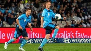 Sydney's Grant primed for A-League return