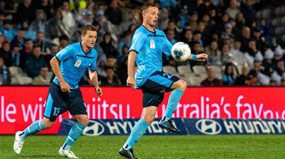 Sydney's Grant primed for A-League return