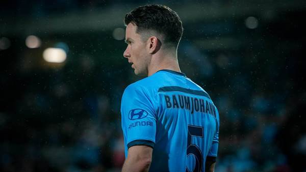 Baumjohann defends early Sydney FC form