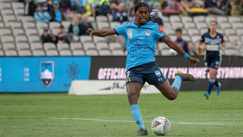 More firsts loom for young Sky Blues star