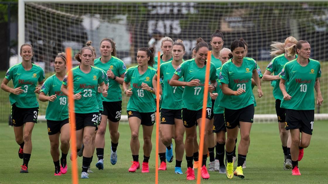 Matildas secure blockbuster Germany clash