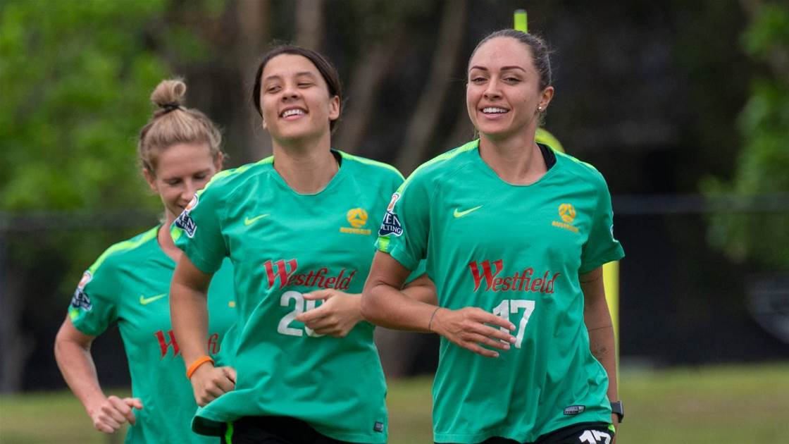 The Matildas who made history in Chengdu