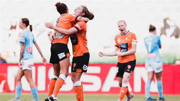 Something goes a-missing as Brisbane come out on top