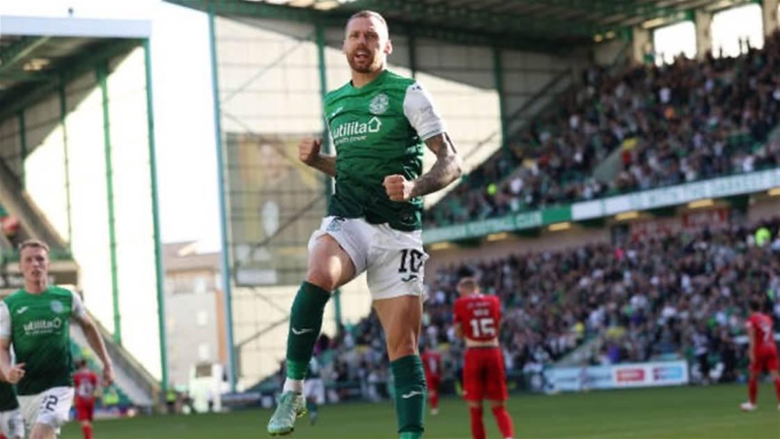 Boyle on top of Scottish scoring charts