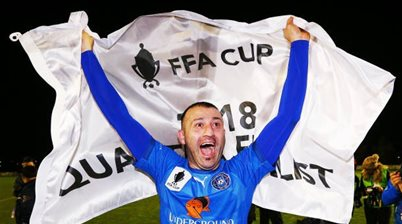 FFA Cup resumes on cusp of a new era