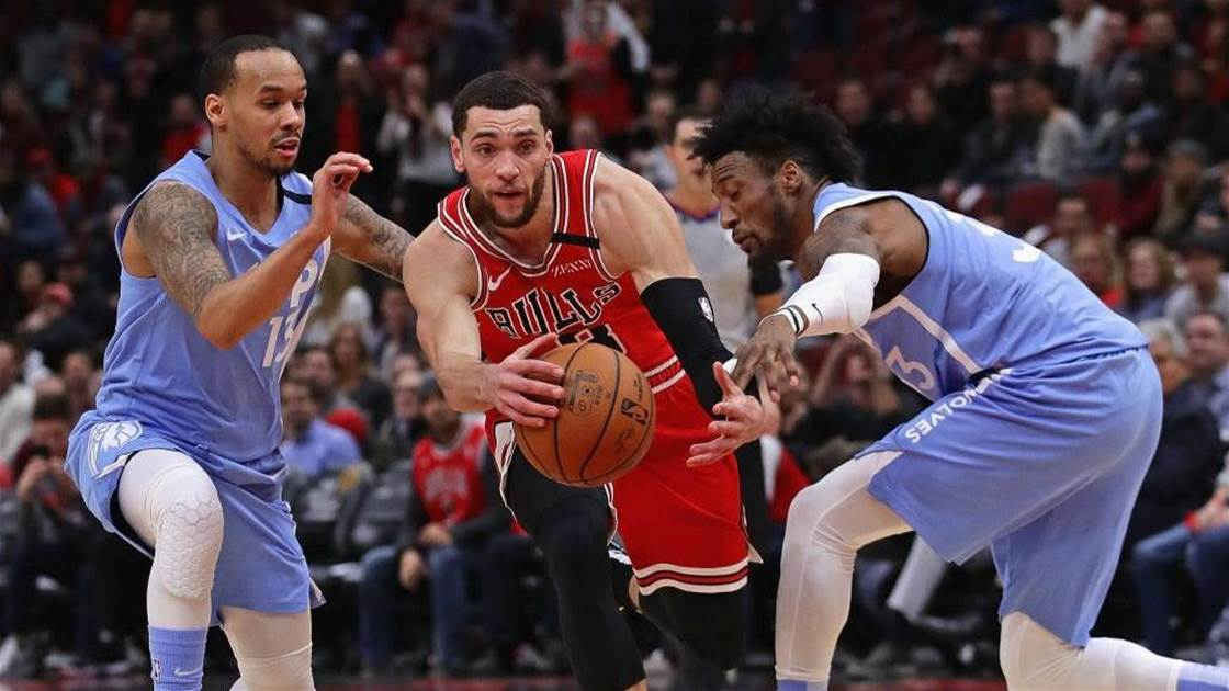 NBA Season Reviews: Bulls, Hornets and Wizards