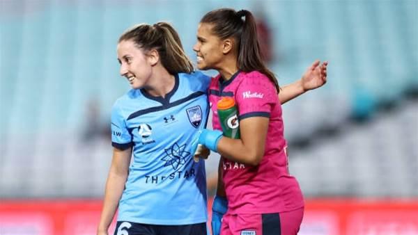 Young Matildas midfielder seals European move