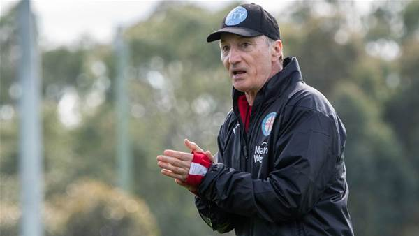 Cup final the 'best start' for City coach