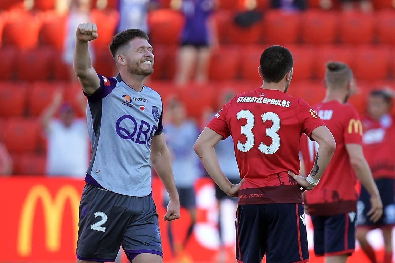 Kurz laments penalty decision: 'I think the ref was nervous'