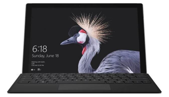 Microsoft's new Surface Pro with 4G now up for pre-order