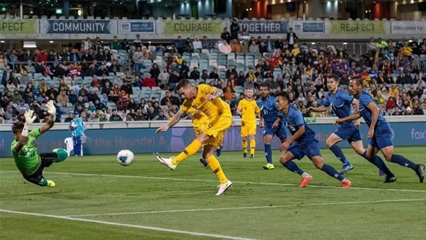 Hat-trick no Roos guarantee for Maclaren
