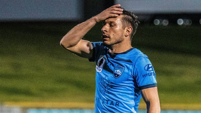 Bad night at the office for Sydney stars