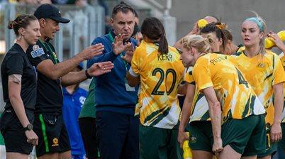 Milicic to bolster Matildas for Adelaide