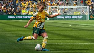 Matildas' McCormick dreams of Olympic gold