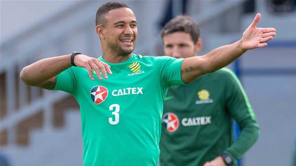 Glory to be patient with Socceroo Meredith