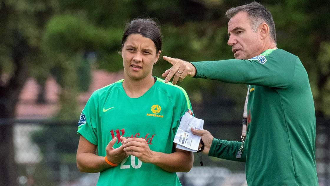 Patience key to Matildas' Olympic hopes