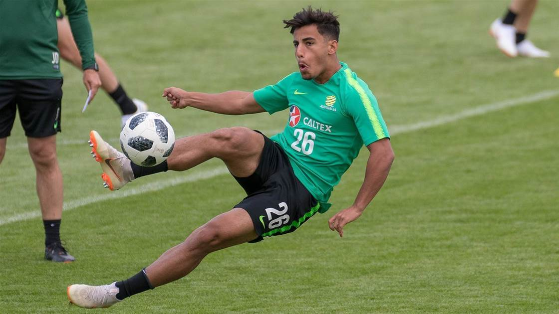 Arzani 'tears ACL', set to miss Asian Cup