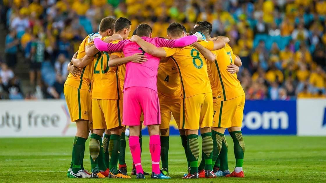 A-League stars rewarded by Socceroos call