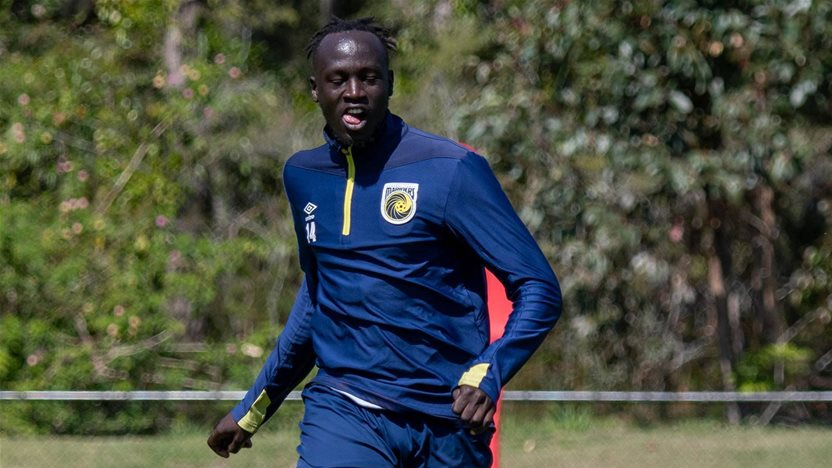 Mariners pair earn South Sudan selections