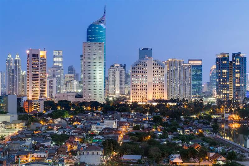 ABB's UPS deployed in IndoKeppel's Indonesia data centre